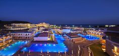 Hotel La Marquise Luxury Resort Complex in Kallithea Top Travel Destinations, Travel Deals, Us Travel, Places To Travel, Top 10 Hotels, Best Hotels, Greece Vacation Packages, Fine Hotels, Marquise