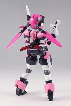 ,Polynian Motoroid Pinkle,Collectible  listed at CDJapan! Get it delivered safely by SAL, EMS, FedEx and save with CDJapan Rewards!