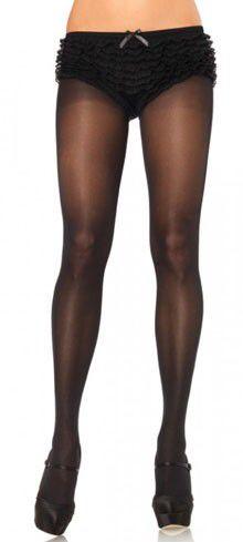 Unique Vintage sheer black tights Black Tights 3a8b5ee85