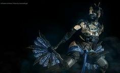 Cosplayer: Jutsukino Official Character: Kitana From: Mortal Kombat X Photographer: Jota Jota Rugal Country: Brazil