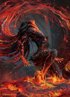 grafika art and cat Dark Fantasy Art, Final Fantasy Art, Beautiful Fantasy Art, Fantasy Artwork, Fantasy World, Dark Art, Anime Fantasy, Anime Artwork, Fantasy Makeup