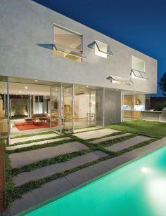 Space International Designed The Deronda Residence, Located In Los Angeles,  California. | Arq | Pinterest | Pavimento In Legno Allu0027aperto, ...
