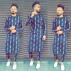 New lining kurta pattern 💥 kurta Kurta Pajama Men, Kurta Men, Wedding Dresses Men Indian, Wedding Dress Men, Nigerian Men Fashion, Indian Men Fashion, Mens Fashion Blazer, Mens Fashion Wear, Indian Groom Wear