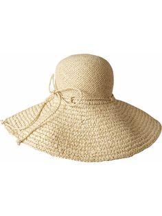 floppy straw hat beach essentials 164005aac40d