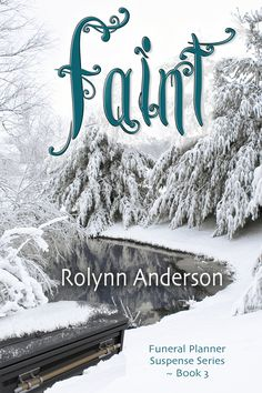 Faint (The Funeral Planner Suspense Series Book Mystery Genre, Mystery Novels, Funeral Planner, Good Books, My Books, Nancy Drew Mysteries, Stormy Night, Thriller Books, Reading Lists