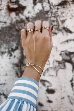 Rings | Accessoires | Bracelet | Brown skin | More on Fashionchick.nl