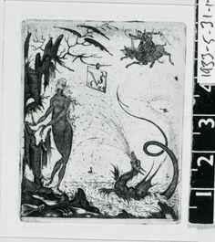 Valentin Sezenius Perseus and Andromeda