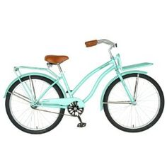 Hollandia Holiday F1 Bicycle (Mint Green, 26-Inch)
