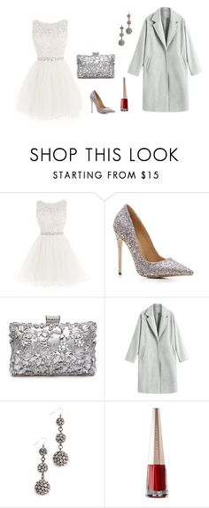 """#PolyPresents: Party Dresses"" by sara-fashionstyle ❤ liked on Polyvore featuring Lulu Frost, contestentry and polyPresents"
