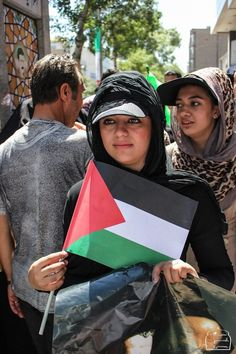 Only Palestine, in her eyes