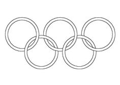 Olympic Rings Coloring Page Unique Coloring Page Olympic Rings thema Olympische Spelen Bat Coloring Pages, Unique Coloring Pages, Halloween Coloring Pages, Olympic Ring Colors, Olympic Idea, Free Hd Wallpapers, Colorful Pictures, Christmas Lights, Olympics