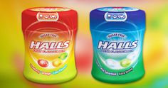 """El nuevo envase de Halls se introduce por primera vez en Europa en los mercados español y portugués con el objetivo de """"ofrecer nuevos momentos de consumo""""."""