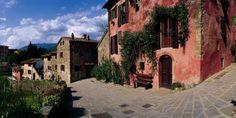 Il Borro, a village in the heart of Tuscany