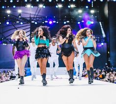 Little Mix performing at Capital FM's Summertime Ball 2015 Jesy Nelson, Perrie Edwards, Little Mix 2015, Little Mix Style, I Love You Girl, My Girl, Cool Girl, Little Mix Outfits, Litte Mix