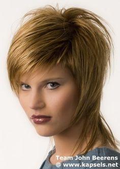 roodblond haar