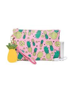 main image of Pineapple Pouch With Charger