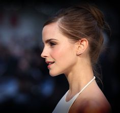 Pin for Later: Emma Watson Provides Some Seriously Chic Wedding Inspiration Emma Watson at the UK Noah Premiere