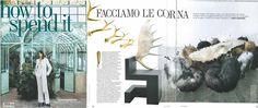 The clothes hanger HUBERTUS by Mogg / Design by @Filippo Mambretti has been spotted on the Italian Magazine @IlSole24Ore  http://www.mogg.it/Prodotti/Accessories/HUBERTUS/  #mogg #moggdesign #clotheshanger #hubertus #FilippoMambretti #interiordesign #interior #design #italianfurniture #italian #furniture #horns #magazine #IlSole24Ore