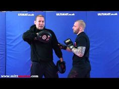 Padwork Striking Drills for MMA