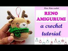 Tree Decorations, Christmas Decorations, Holiday Decor, Love Crochet, Crochet Hats, Christmas Crafts, Christmas Ornaments, Needle Felting, Free Pattern
