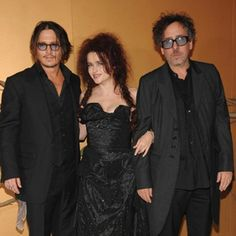 Tim Burton and Helena Bonham Carter Have Split Up—Here's Who Gets to Keep Johnny Depp!