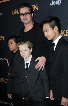 "Shiloh ""John"" Jolie-Pitt"