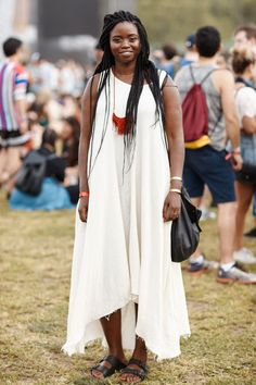 Governor's Ball 2016 Street Style