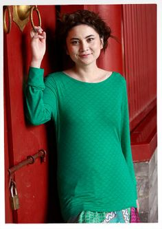 """""""Hui"""" top in modal/spandex – New arrivals – GUDRUN SJÖDÉN – Webshop, mail order and boutiques 