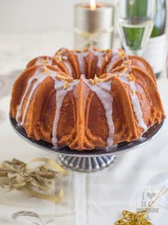 Bundt Cake al Cava