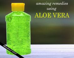 10 Top Home remedies using aloe vera