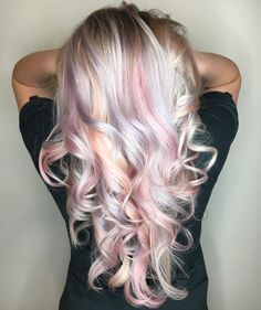 Red or Pink Hair Color Likes, 8 Kommentare - Hair Makeup Nails Beauty ( auf Instagra. Opal Hair, Coloured Hair, Great Hair, Awesome Hair, Pretty Hairstyles, Latest Hairstyles, Scene Hairstyles, Casual Hairstyles, Updo Hairstyle