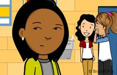 A lesson about Bullying from BrainPOP Jr. Includes a video for younger kids explaining what is bullying, how do you deal with bullies, and how do you avoid becoming a bully yourself!