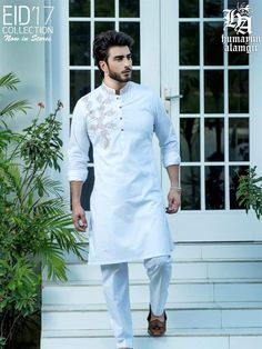 Qatilana look . So handsome and good looking Asian Men Fashion, Nigerian Men Fashion, Mens Fashion Suits, Men's Fashion, Mens Dress Outfits, Men Dress, Work Outfits, Pathani Kurta Men, Punjabi Kurta Pajama Men
