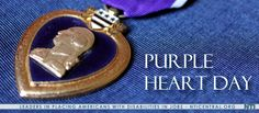 Supporting our Disabled Veterans on Purple Heart Day Hiring Veterans, Disabled Veterans, Purple Heart Day