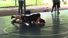 Selección Nacional de Lucha, en fuerte preparación para los Juegos Centr...