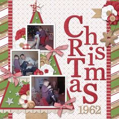 Christmas 1962 by LynnZant - Cards and Paper Crafts at Splitcoaststampers