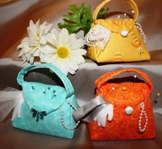 Easy Handbag Pin Cushion   Craftsy