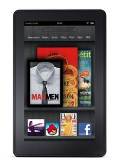 Pin & Win For A Kindle Fire!