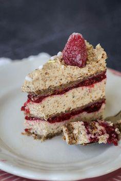 Baking Recipes, Cake Recipes, Dessert Recipes, Rafaelo Cake, Torte Recipe, Kolaci I Torte, Torte Cake, Fancy Desserts, Just Cakes