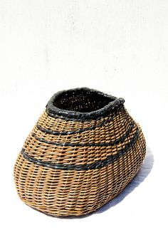 Willow Basket by Jane Nielsen