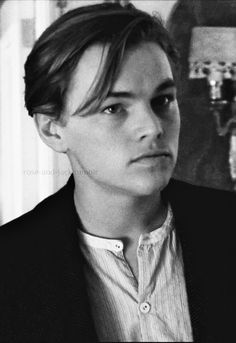 """Important People of the 90s"" Leonardo DiCaprio was an actor in the 1990s (pictured), Oettinger, D. (September 22, 2013). https://i.pinimg.com/originals/c4/98/86/c49886dd0cd51b974219e624190066a4.jpg. Retrieved December 7, 2017."