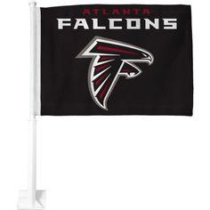 Rico Atlanta Car Flag, Team