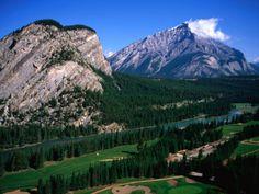 ~Banff Springs Golf Course~  Alberta,Canada