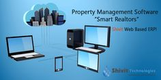Smart Realtors is a India's First Online and Offline Property Management Software.It is a total solution for brokers to manage all properties, inquiries, projects, reminders, calls, customers and more. #SmartRealtors #PropertyManagementSoftware #ShivitERP