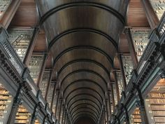 The Long Room, Trinity College Dublin