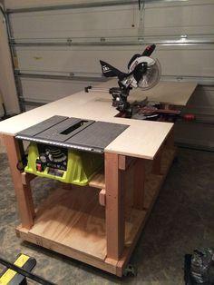 DIY Workbench - Imgur