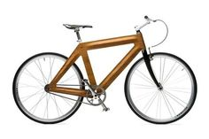 The Giuliano Bicycle is Elegantly Inspired by Nature trendhunter.com