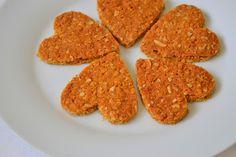 Bolachas de Aveia com Coco e Amêndoas (Oat Coconut Almond Cookies)