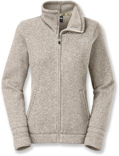 The North Face Crescent Sunset Full-Zip Fleece Jacket - Women's - Free Shipping at REI.com