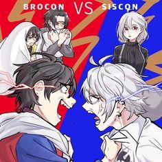 samaichi loves each other anyways I Love Anime, Me Me Me Anime, All Star, Mic Drop, Rap Battle, My Favorite Image, Kawaii Drawings, Manga Art, Division